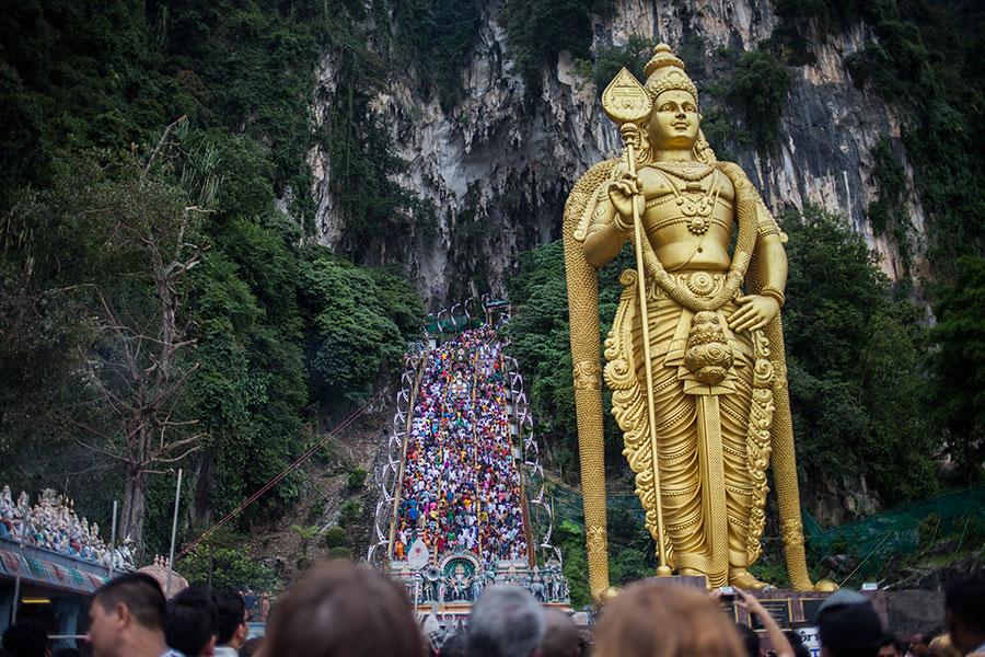Thaipusam - Batu Caves, Kuala Lumpur, Malaysia