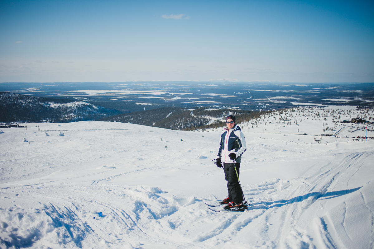 Skidor finland