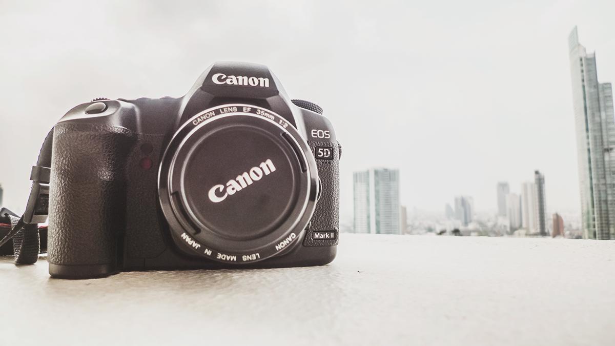 Res med din kamera