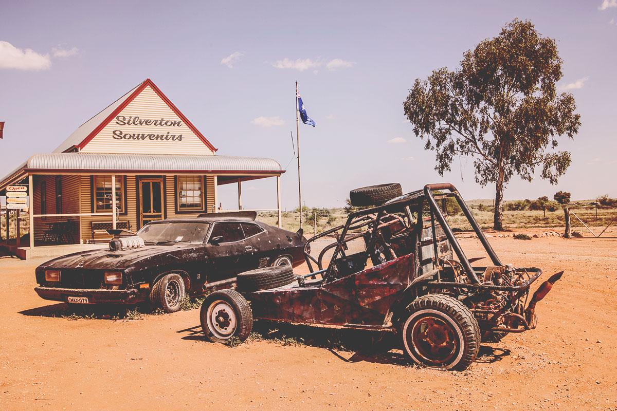 Silverton, New South Wales - Australia
