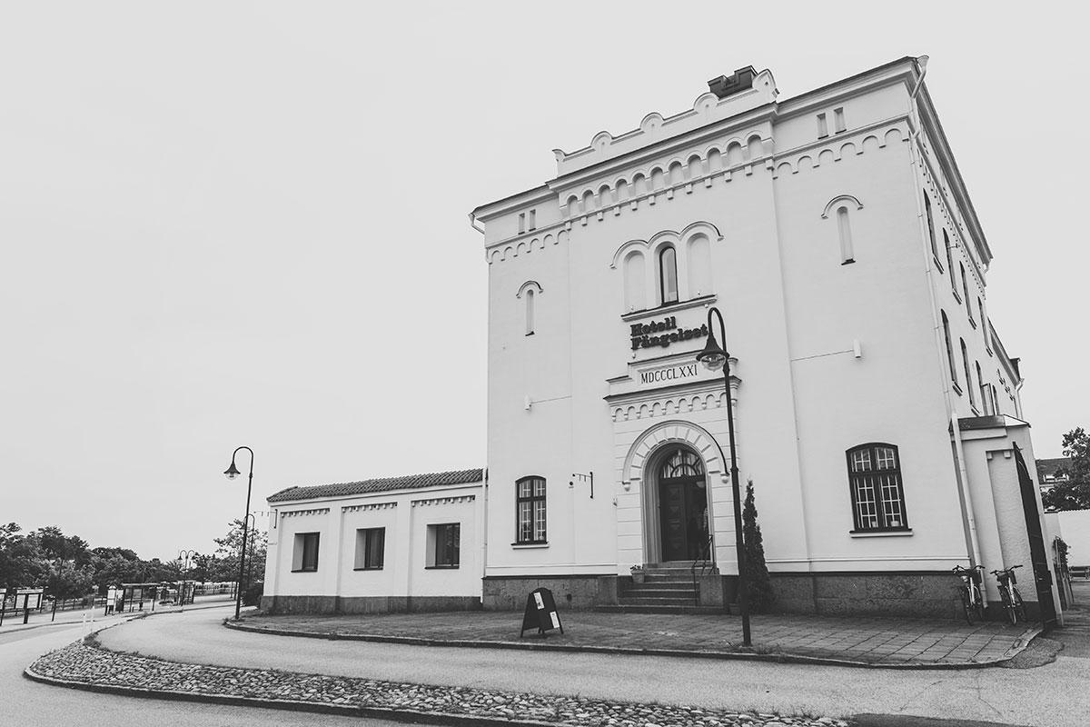 Checka in: Hotell Fängelset i Västervik