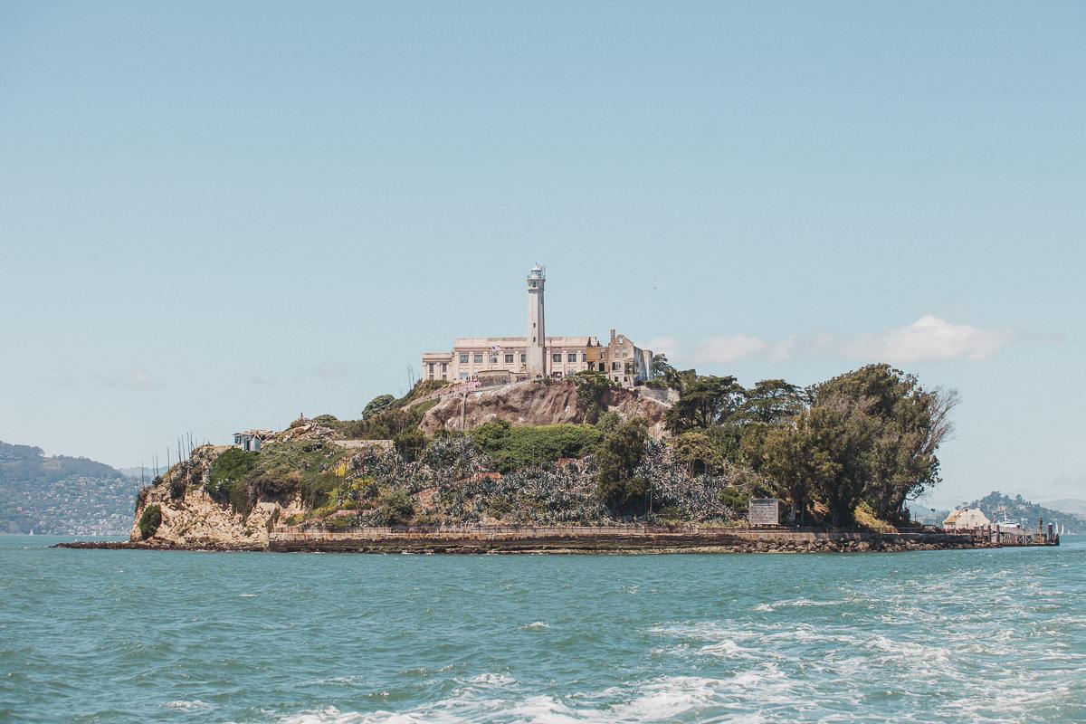 Alcatraz - En fängslande historia i San Francisco