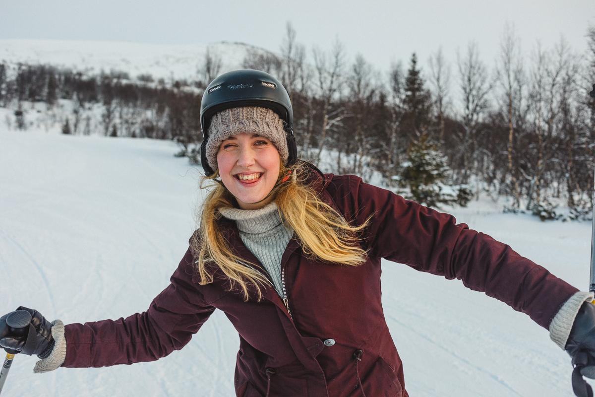 """Elin Kero """"Nevnarien"""" på Winter Workation i Åre med Influencers of Sweden"""