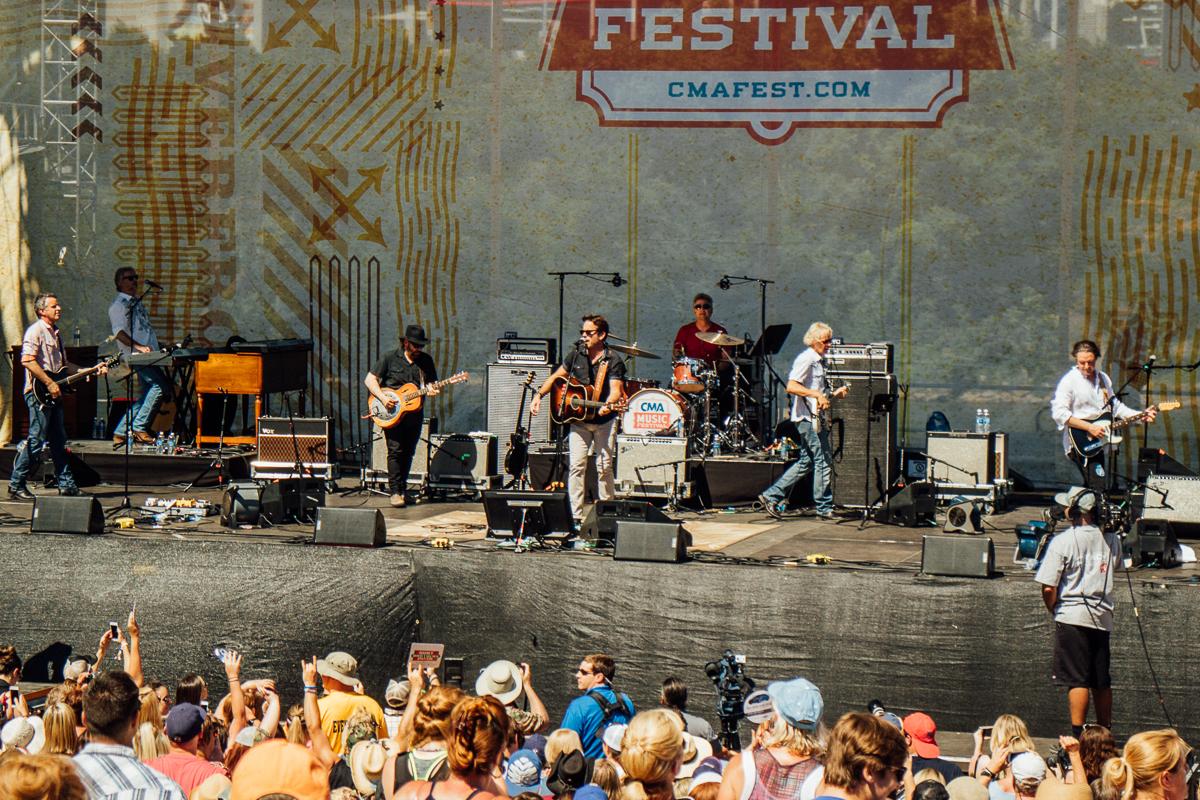 Charles Esten CMA Music Fest i Nashville