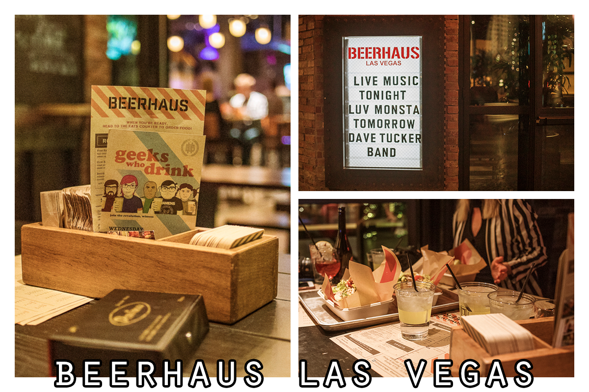 Beerhaus Las Vegas | restaurang Las Vegas