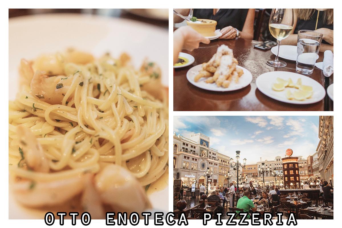 Otto Enoteca Pizzeria | restaurang Las Vegas