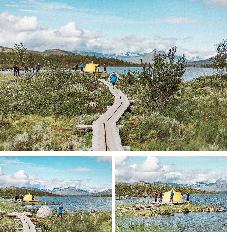 Treriksröset - ett möte mellan Sverige, Norge & Finland
