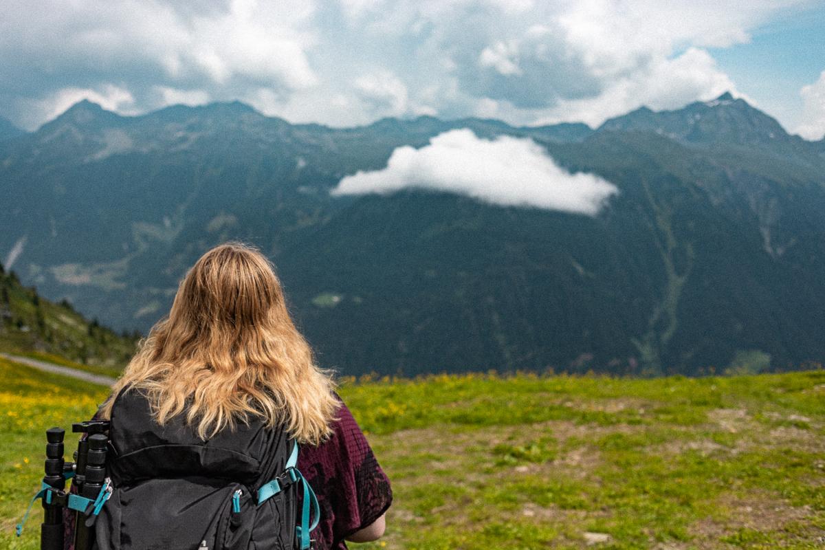 En inställd vandring till Alp Nova // Silvretta-Montafon