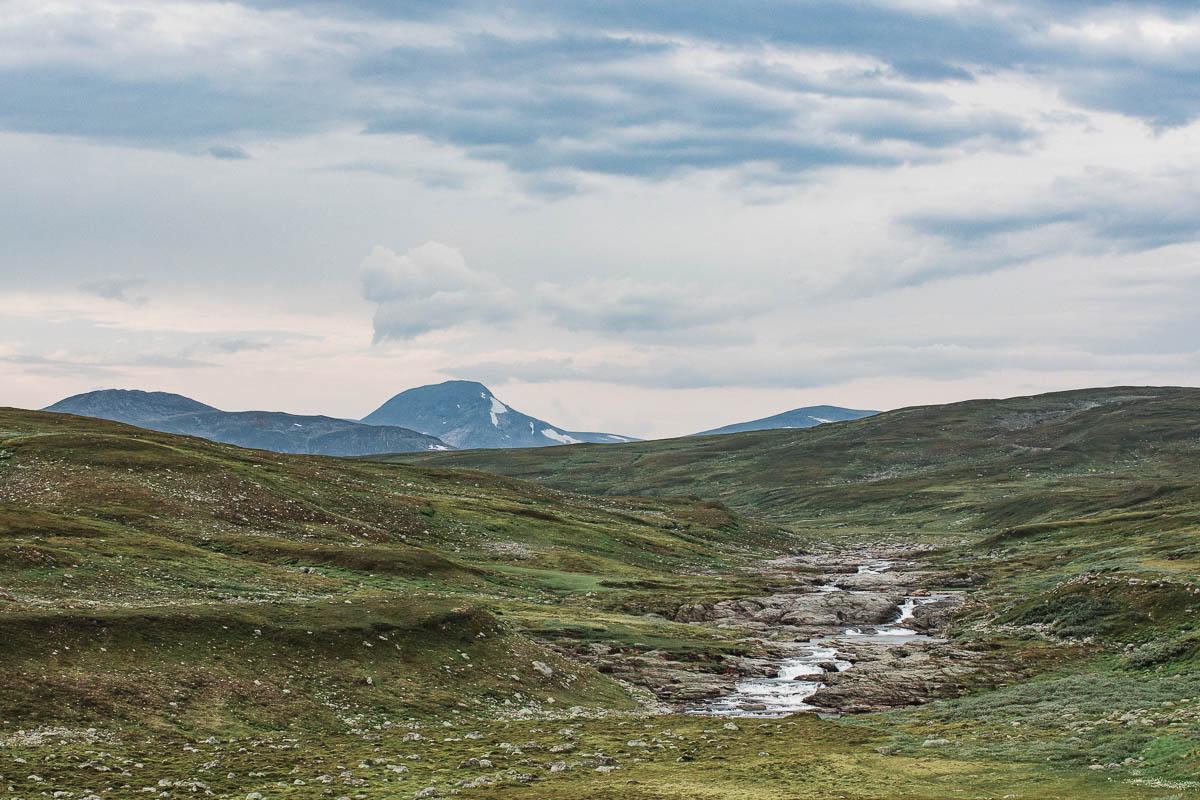 Lappland är Sveriges största landskap. Bilden är tagen längs Stekenjokkplatån i södra Lappland. Ungefär 74 mil från Mertajärvi i norra Lappland.