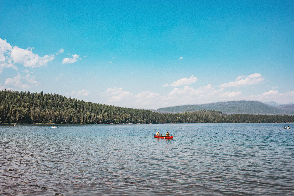 Lake McDonald - Glacier National Park - Montana