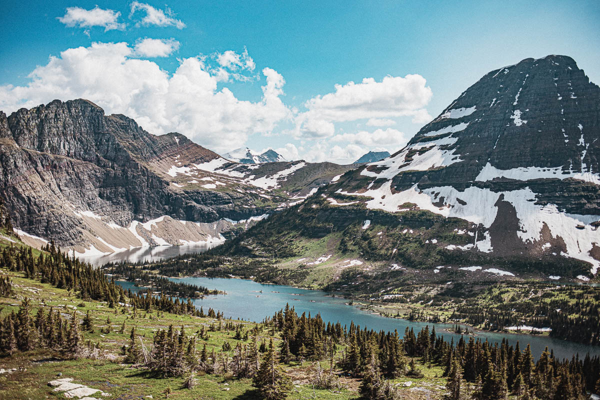 Hidden Lake Overlook Glacier National Park | Going-to-the-Sun Road