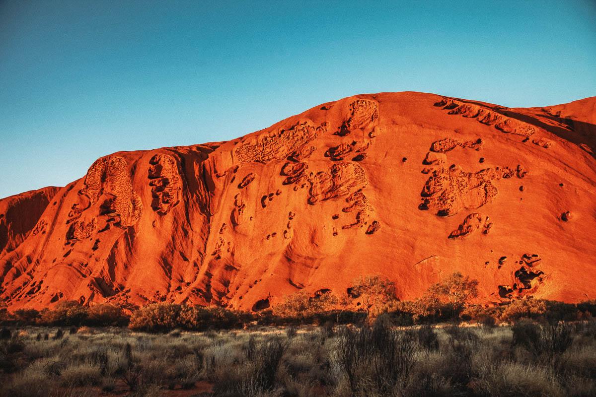 UNESCO världsarv i Australien - Uluru-Kata Tjuta National Park