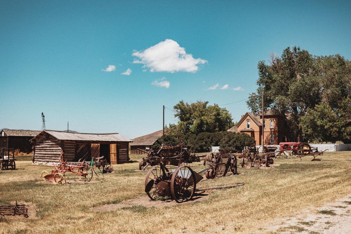 Chesterfield Historic Place - en levande spökstad i Idaho
