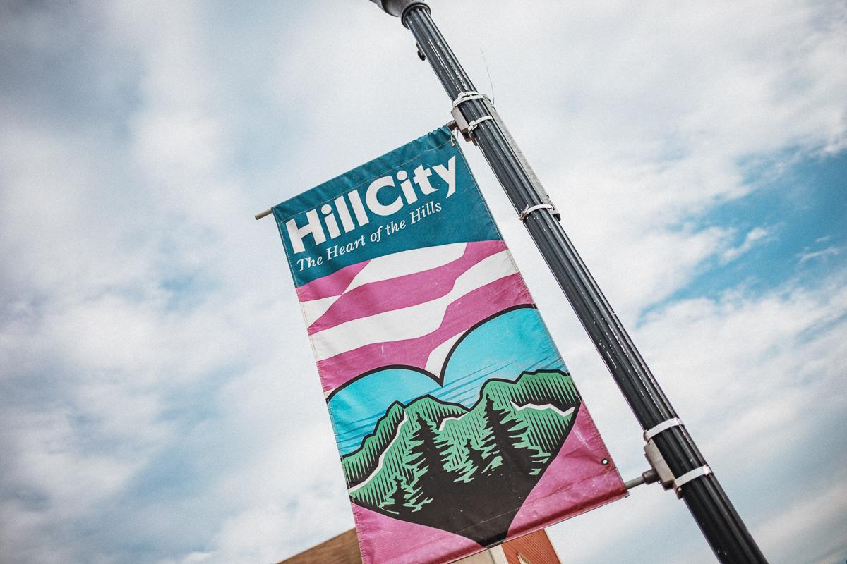 Hill City, Black Hills, South Dakota