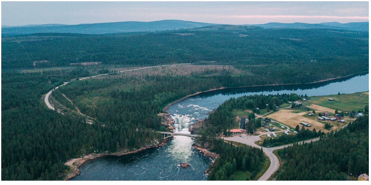 Vattenfall i Sverige