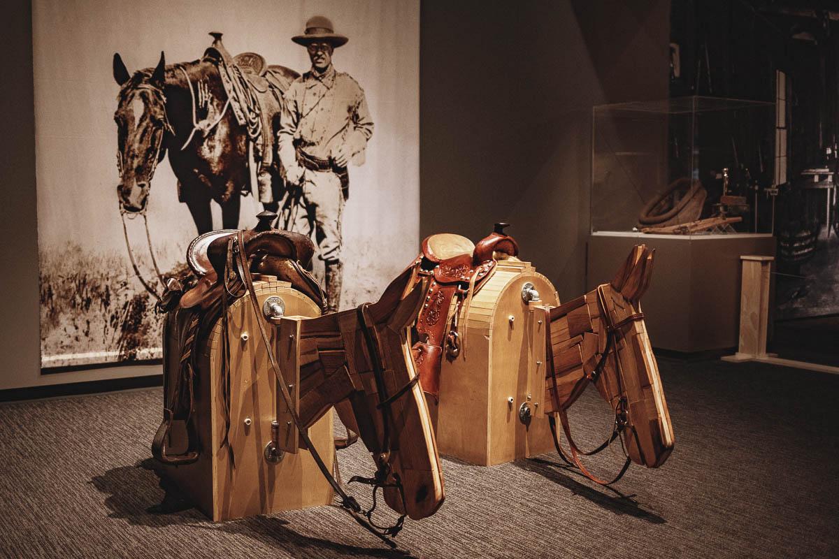 North Dakota North Dakota Heritage Center & State Museum i Bismarck