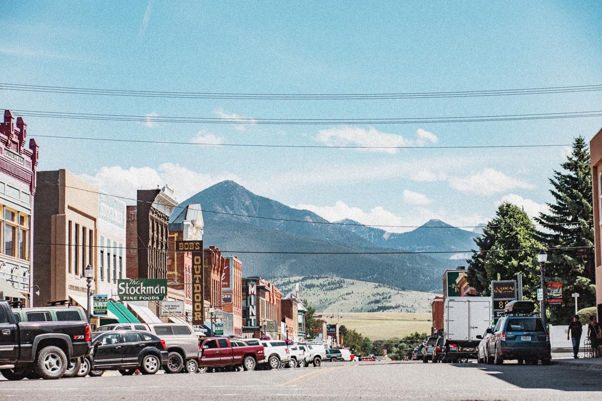 Livingston - Montana - Great American West - USA