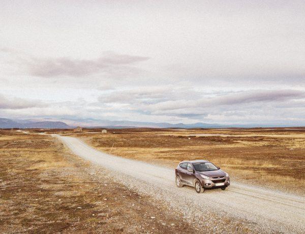 Hyundai ix35 - Flatruet